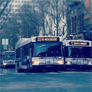 VTA can keep costs low by rebuilding the hybrid/diesel engines and refreshing the hybrid batteries using locally sourced and more affordable Prius batteries and its own mechanics. Photo: VTA