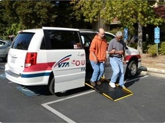 The FTA's Access and Mobility Partnership program emphasizes transportation solutions through better coordination among healthcare providers and transit agencies through technological improvements.