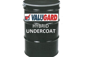 Automotive International's ValuGard Hybrid Technology Undercoating features a darker finish and less porosity, and provides better corrosion resistance, according to the company.