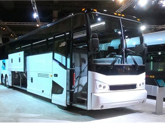 ABC together with Van Hool and Proterra, will offer proprietary route modelling, which will take into consideration route planning, the environment, and how each coach is routinely operated.ABC Companies/Van Hool