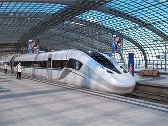 Configuration options like this make the Velaro Novo future-proof and flexible, and the trains can be adapted to an operator's new needs even after years in operation.