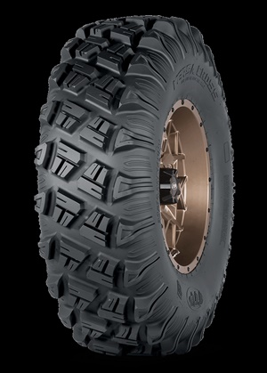 Carlstar says the 8-ply rated radial construction of the Versa Cross tire is compliant with DOT standards. The Versa Cross is made in the USA.