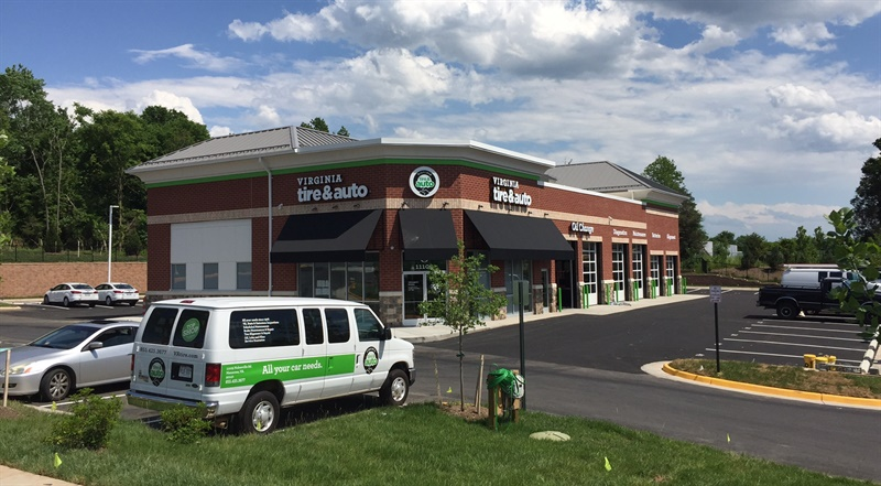 """Virginia Tire & Auto is celebrating the opening of its 13th store in Bristow and 40th anniversary with a variety of """"birthday party"""" events."""