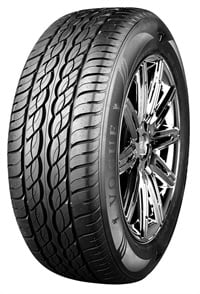 Vogue says CUV tires are mainstream as they replace the traditional sedan market. The Signature V Black SCT tire offers safety, durability, traction, comfort and a warranty.
