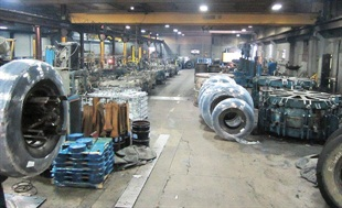 Northwest Wholesale's Portland retread plant has 80,000 square feet of space and 70 employees.