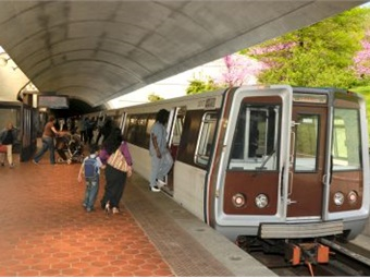 To date, 80 of WMATA's 100 miles of tunnel track have cellular and data service available for riders to talk, text, and stream. Larry Levine