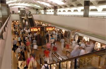 Photo courtesy Larry Levine, WMATA