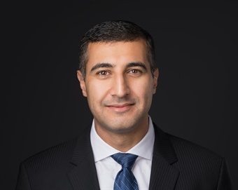 Walead Atiyeh joined HNTB Corp.'s national rail systems team as project manager.