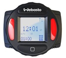 Webasto officials say that the SmarTemp Control fx Timer is easy to program for repeat heating duration times.