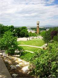 <p>Weber State University photo via Wikimedia Commnons by <a class=