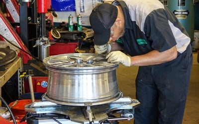 Paul Sullivan says the company's benefits programs help attract and retain employees. More than 25% of employees at Sullivan Tire have been with the company for 12 years or more.