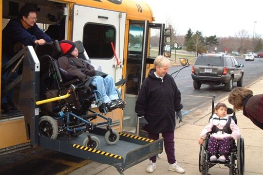 bd8b6439ab The Dos and Don ts of Wheelchair Transport Safety - Special Needs ...