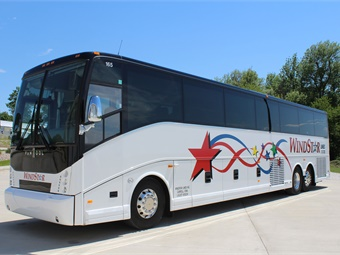 Midwest Motor Coach Tours