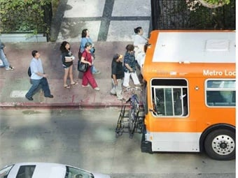 Officials will conduct research and submit a report by April 2020 on offering LA Metro transit service to young students for free. Metro