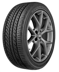 Yokohama says the Advan Sport A/S gives drivers an ideal blend of superior handling and all-season versatility, backed by a 50,000-mile limited tread wear warranty.