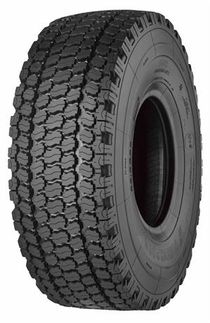 Yokohama's new MYX S01 is an OTR radial all-weather tire designed for graders, loaders and dozers.