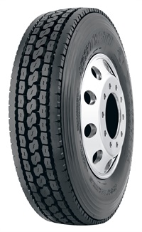 Yokohama's SmartWay-verified TY577 MC2 comes in sizes 295/75R22.5, 11R22.5, 285/75R24.5 and 11R24.5