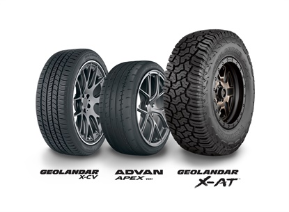 Yokohama captured a clean sweep of the best new tire category at the 2019 SEMA Show.