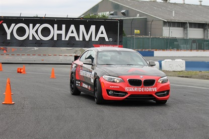 Yokohama will meet with tire dealers across the country during the 2018 ride and drive training program.
