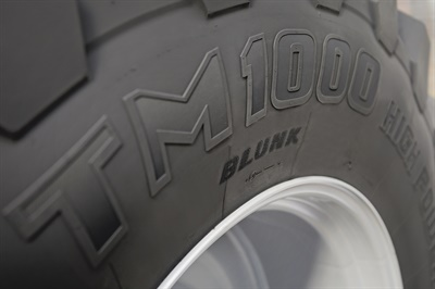 Trelleborg's YourTire online service will allow its customers to personalize their radial tractor tires.