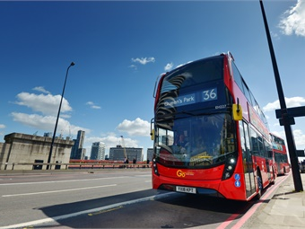 Series-E maintains the series hybrid system architecture — proven in over 1,300 existing Enviro400H hybrid buses — in which the diesel engine only acts as generator to produce energy for the electric drive. ADL