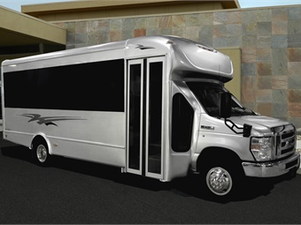 Phoenix Motorcars will be the supplier of electric drivetrains for all zero-emission shuttle and school buses built by Forest River on the Ford E450 chassis with the Starcraft Bus body.