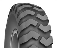 The BKT Earthmax SR 25 is one of three new tires being displayed at the BKT USA Inc. booth at MINExpo.
