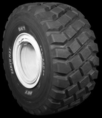 Earthmax SR35 is available in a unique size: 750/65R25.
