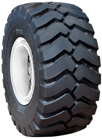 The Earthmax SR 49 from BKT is an all-steel radial tire that has been engineered for loaders and dozers.