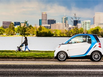 Photo: Car2Go