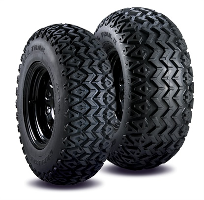 The All Trail ATV/UTV tire is now available in two 27-inch sizes, in addition to offerings for 22, 23 and 25 inches.