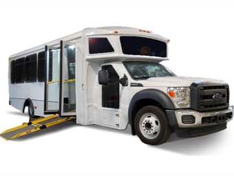 LiquidSpring is an active suspension system utilizing variable spring rates.Champion Bus