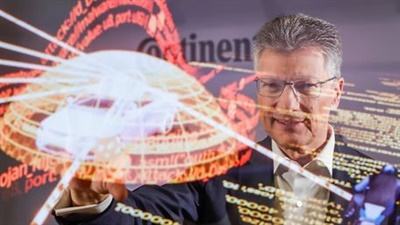 """""""We are in top form financially, are pioneering technologically, and remain fully focused on the future,"""" said Continental's Dr. Elmar Degenhart. """"This enables us to shape technological change in our industries as a pioneer and from a position of strength."""""""