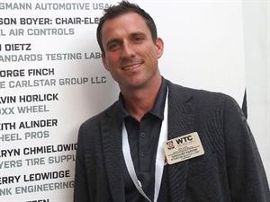 SEMA WTC Chairman Greg Parker of Wegmann Automotive hosted the WTC Reception in Las Vegas.