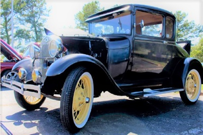 Dill employees held a classic car show at the company's 110th anniversary celebration.