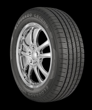 The Eldorado Legend Tour NXT tire offers outstanding all-season capability and uniquely tuned sizes for later model crossovers and SUVs, according to TBC.