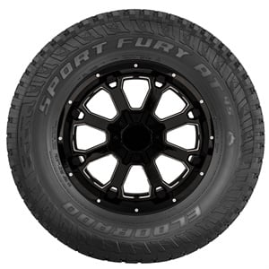 The Eldorado Sport Fury AT4S provides drivers of SUVs, CUVs and light trucks optimum traction in all terrain conditions.