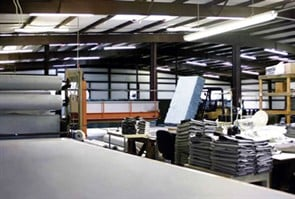 Heavy Duty Bus Parts recently expanded its warehouse by 8,500 square feet to increase its seat cover and seat foam manufacturing operation.