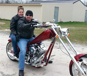 Now that he might have more spare time, John Evankovich hopes to spend it with his wife, Angela, and their sons, Ryan Boyer and Lucas Evankovich, riding motorcycles through the Ozark Mountains or cruising on their boat on Beaver Lake in Rogers, Ark.