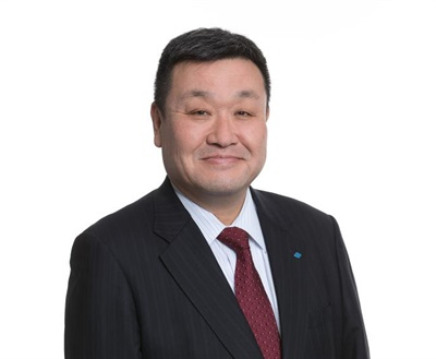 """""""I am looking forward to sharing my experiences with my colleagues in Europe and continuing to expand Falken's presence in the region,"""" says Tanigawa."""
