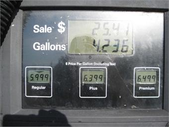 AmeriCo Gas Station in Gorda, Calif. Photo: Charles Hathaway/Flickr