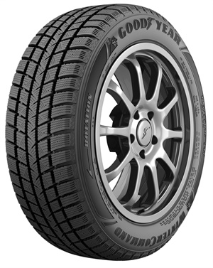Goodyear's new WinterCommand is a dedicated studdable winter tire. It replaces the Ultra Grip Winter.