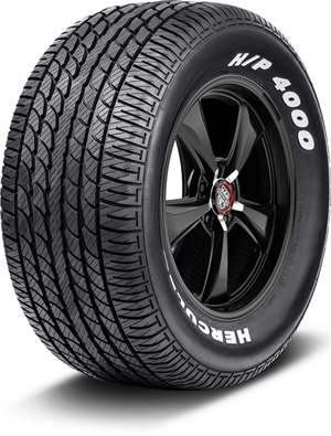 Hercules has upped the mileage coverage of its H/P 4000 tire by 10,000 miles to 50,000 miles.
