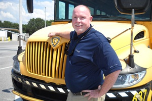 As general manager of LBS South, Don Ross will be responsible for the management, oversight and strategic direction of the school bus dealership.