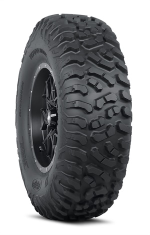 Available in nine sizes, the 8-ply radial ITP Terra Hook tire is made in the U.S.A.