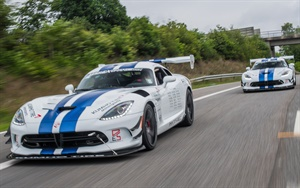 The attempts at a production car record time on the Nürburgring race track in July were aided by Kumho Ecsta V720 tires.