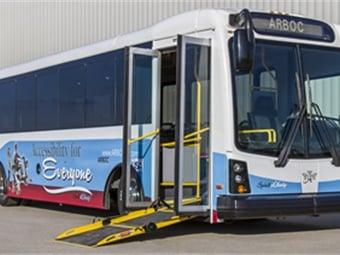 Six spirit of liberty buses produced for avondale ariz for Avondale motor vehicle division avondale az