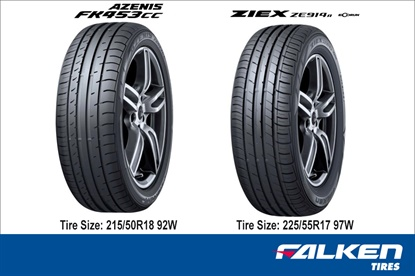 Falken has won the OE fitment on the new Ateca by SEAT.