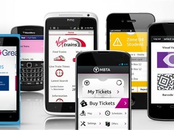 Once purchased, passengers activate their tickets and then show them to the driver when boarding the bus. Masabi