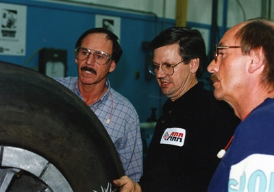 In the early 1990s, the ARA strongly believed that hands-on training led by an experienced instructor was best way to teach the retread process.
